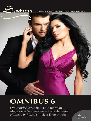 cover image of Satyn Omnibus 6