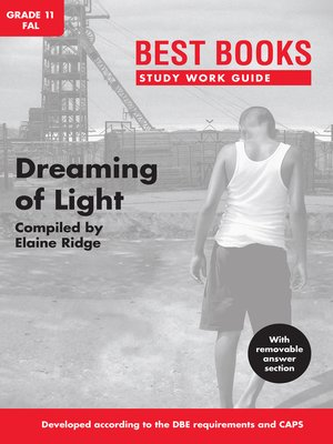 cover image of Dreaming of Light