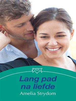 cover image of Lang pad na liefde