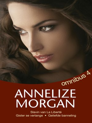 cover image of Annelize Morgan Omnibus 4