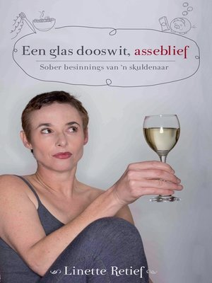 cover image of Een glas dooswit
