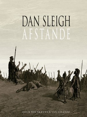 cover image of Afstande
