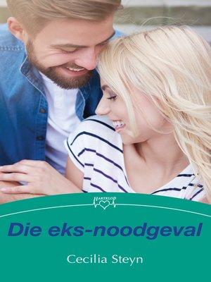 cover image of Die eks-noodgeval