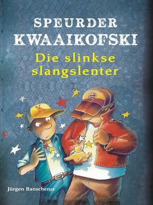 cover image of Speurder Kwaaikofski 5