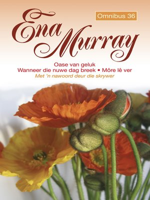 cover image of Ena Murray Omnibus 36