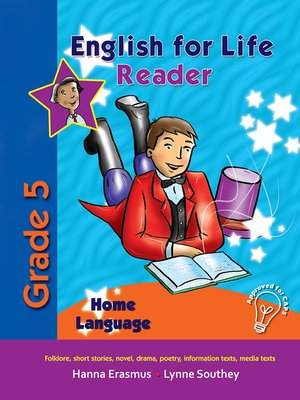 cover image of English for Life Reader Grade 5 Home Language