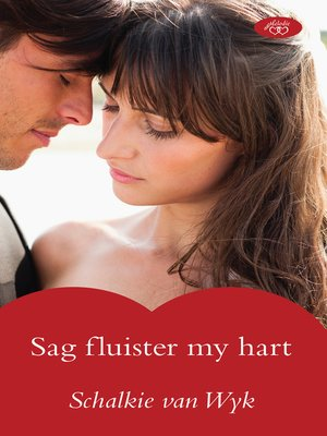 cover image of Sag fluister my hart