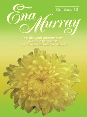 cover image of Ena Murray Omnibus 30