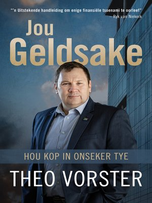 cover image of Jou geldsake
