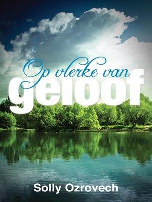 cover image of Op vlerke van geloof