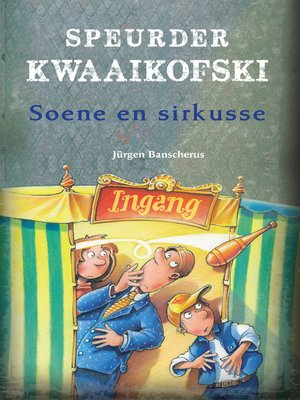 cover image of Speurder Kwaaikofski 11