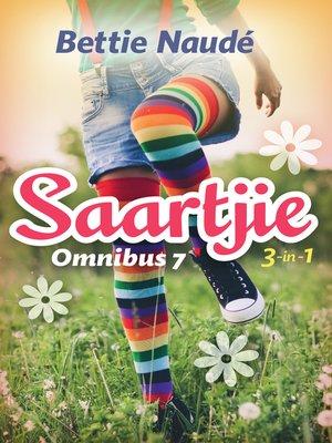 cover image of Saartjie Omnibus 7