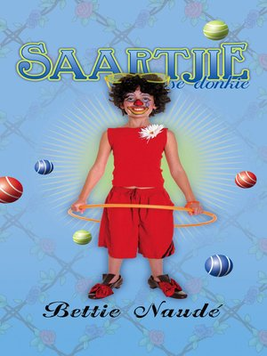 cover image of Saartjie se donkie (#4)