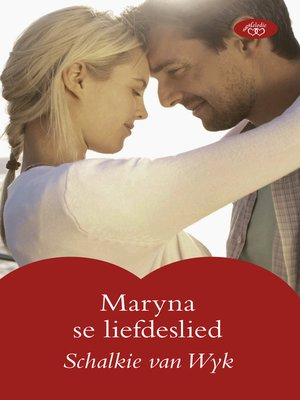 cover image of Maryna se liefdeslied