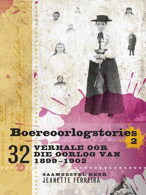 cover image of Boereoorlogstories 2