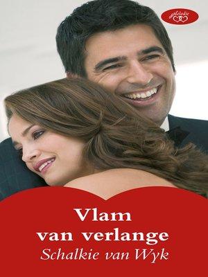 cover image of Vlam van verlange