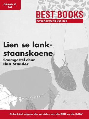 cover image of Lien se lankstaanskoene vir Gr 12 EAT