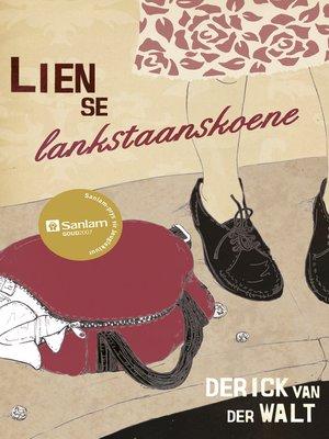 cover image of Lien se lankstaanskoene