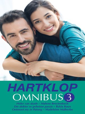 cover image of Hartklop Omnibus 3