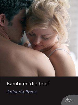 cover image of Bambi en die boef