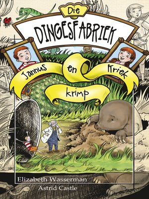 cover image of Die dingesfabriek 3