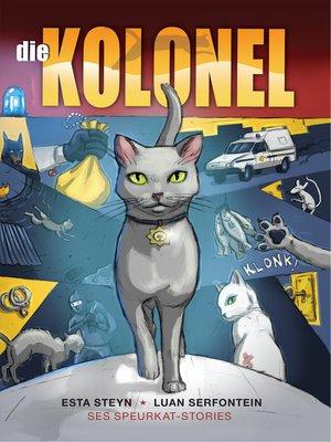 cover image of Die kolonel