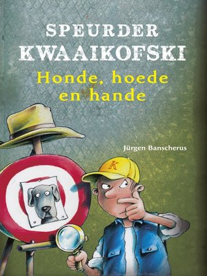 cover image of Speurder Kwaaikofski 6