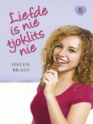 cover image of Liefde is nie tjoklits nie