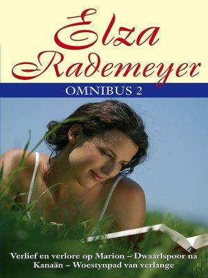 cover image of Elza Rademeyer Omnibus 2
