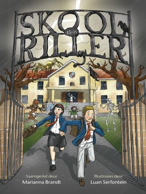 cover image of Skool is 'n riller