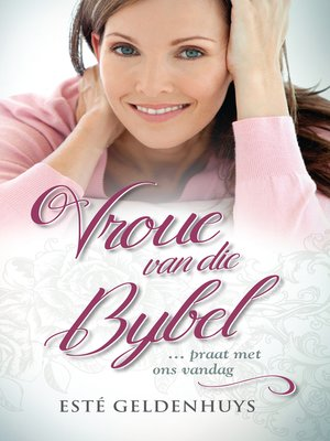 cover image of Vroue van die Bybel