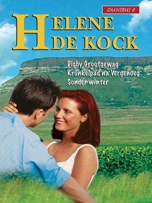 cover image of Helene de Kock Omnibus 8