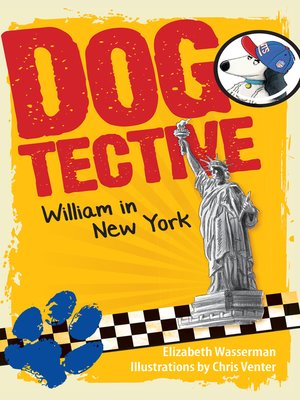 cover image of Dogtective William in New York