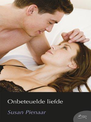 cover image of Onbeteuelde liefde