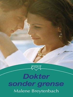 cover image of Dokter sonder grense