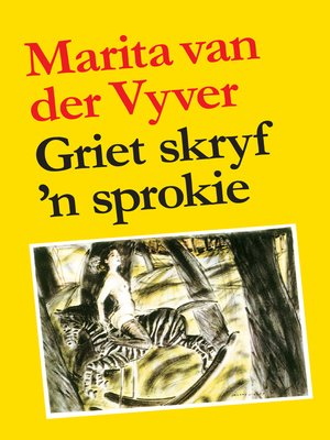 cover image of Griet skryf 'n sprokie