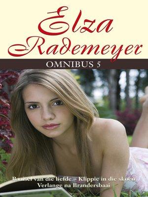 cover image of Elza Rademeyer Omnibus 5
