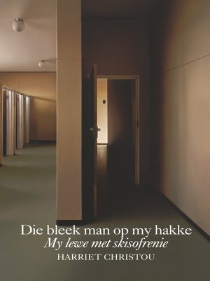 cover image of Die bleek man op my hakke