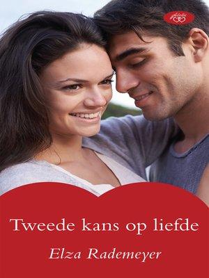 cover image of Tweede kans op liefde