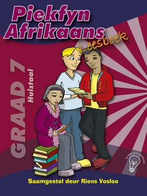 cover image of Piekfyn Afrikaans Leesboek Graad 7 Huistaal