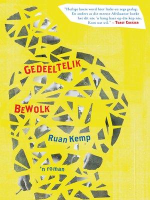 cover image of Gedeeltelik bewolk