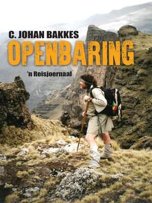 cover image of Openbaring