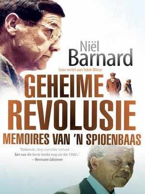 cover image of Geheime Revolusie