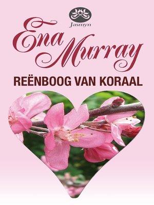 cover image of Reënboog van koraal