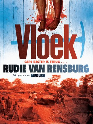 cover image of Vloek