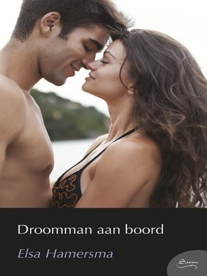cover image of Droomman aan boord