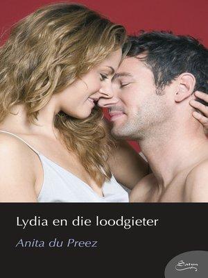 cover image of Lydia en die loodgieter