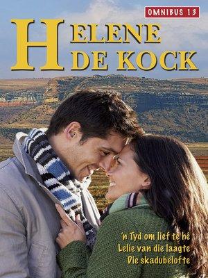 cover image of Helene de Kock Omnibus 13
