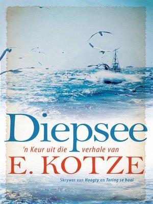 cover image of Diepsee
