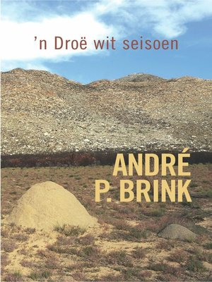 cover image of 'n Droë wit seisoen